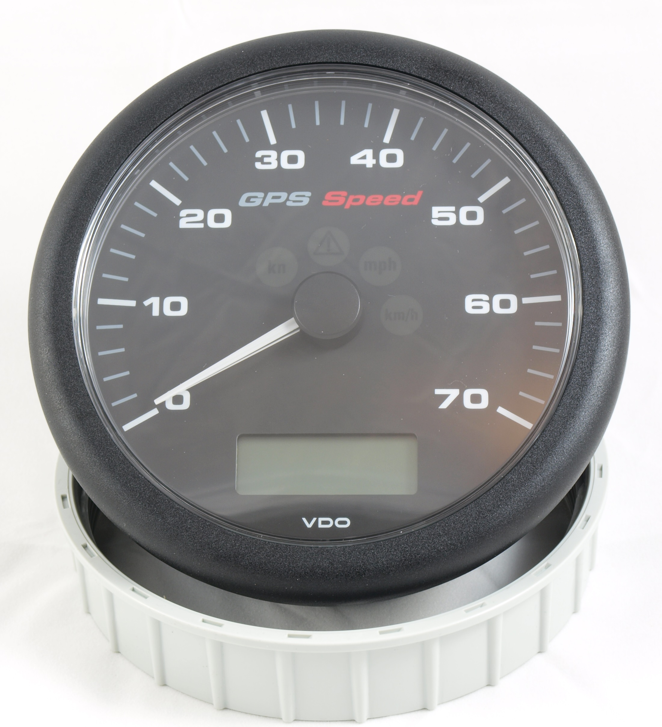 vdo viewline gps compteur de vitesse indicateur sumlog 70kn ebay. Black Bedroom Furniture Sets. Home Design Ideas
