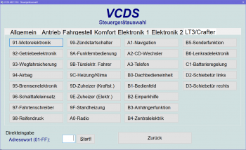 Ross-Tech VCDS HEX V2 Unlimited Profi-Basiskoffer