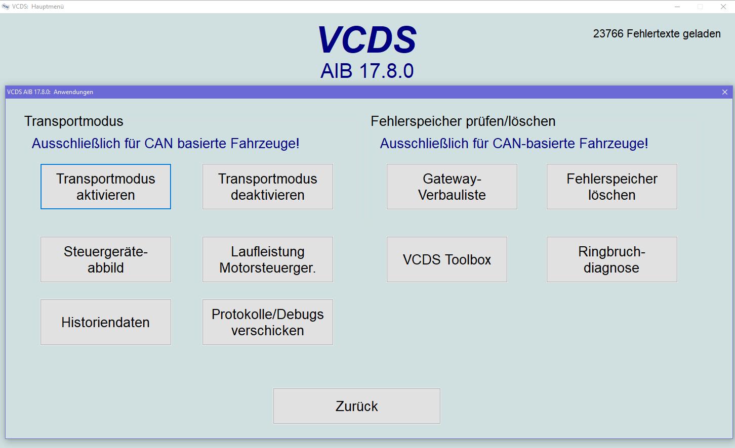 Slspeed Fahrzeugteile - Ross-Tech VCDS HEX NET WiFi