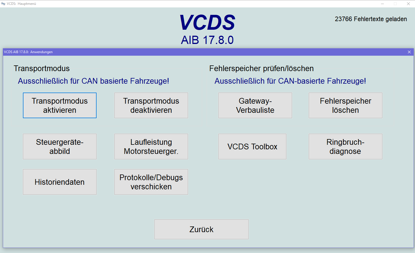 Slspeed Fahrzeugteile - Ross-Tech VCDS HEX V2 3 FIN System