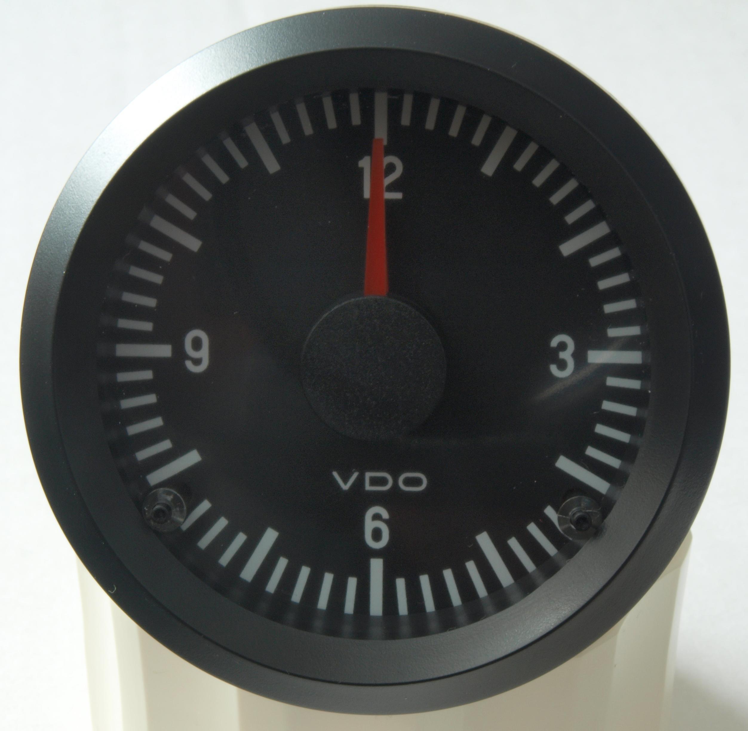 VDO Viewline Uhr 52mm