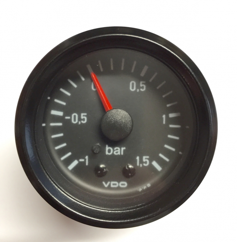 """VDO /""""international/"""" Betriebsstundenzähler d=52mm 24V"""
